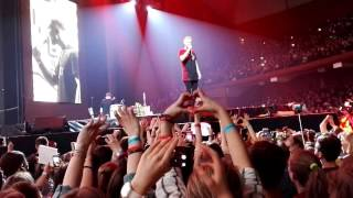 Егор Крид feat. Polina Faith - Расстояния. Сольный концерт в  Крокус Сити Холл. 07.03.2017