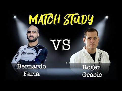 BJJ Match Breakdown: Roger Gracie vs Bernardo Faria