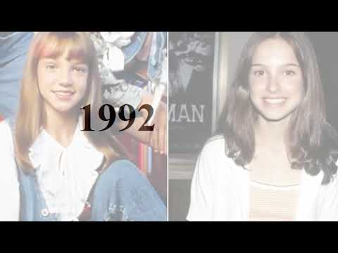 Download Natalie Portman - From Baby to 36 Year Old