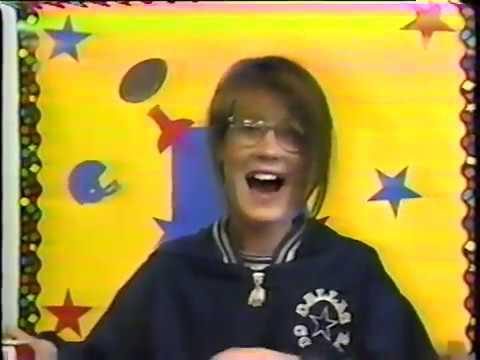 Walters Middle School Video Yearbook 1996