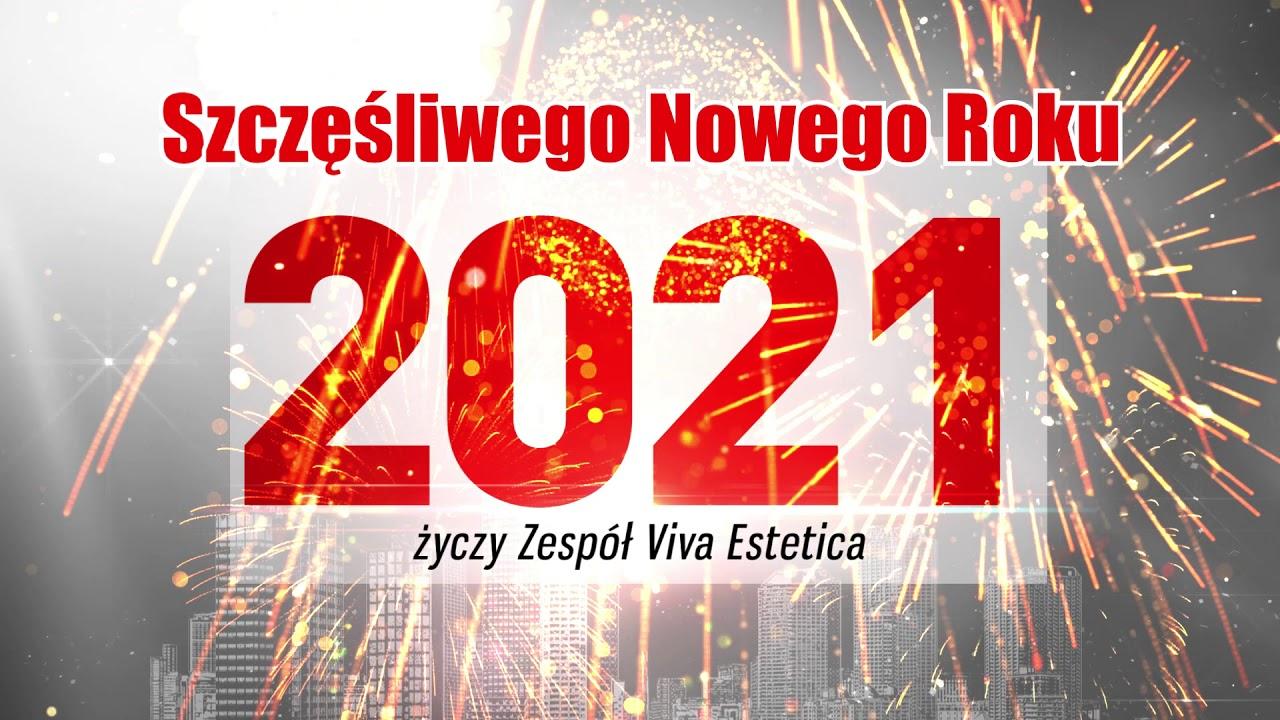 Viva Estetica na Nowy Rok 2021!