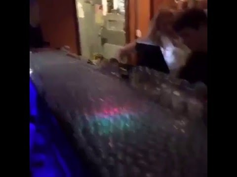 Guy spends $12,000 on shots at Athens bar
