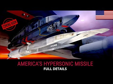 Lockheed Martin has received an almost $1 billion contract to develop a hypersonic missile that will be capable of reaching speeds of more than 5 times that of sound. As per the contract, the weapon is dubbed  Hypersonic Conventional Strike Weapon (HCSW) and will be air launched.   Work will start on system requirements and once this is finalized, it will be followed by design, flight tests, and production.  In this video, Defense Updates analyzes America's Hypersonic Conventional Strike Weapon and why it is needed? Let's get started.   CHANNEL LINK:  Facebook - https://www.facebook.com/DefenseUpdates  SUPPORT US:  Patron: https://www.patreon.com/defenseupdates  AUDIO:  scottleffler.com