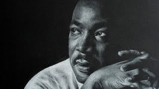 Martin Luther King - Speed drawing