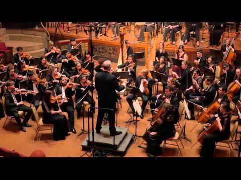 RIMSKY-KORSAKOV Scheherazade, Mvt. 2 - University of Delaware Symphony Orchestra - 2016