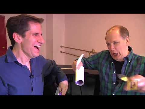 OBSESSED! Charles Busch SETH RUDETSKY