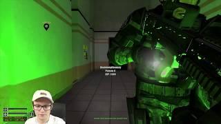 PIERWSZY RAZ ZE STRASZNYMI SCP! - Hogaty, Bladii, Shepard i EKIPA w Garry's Mod SCP