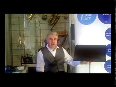 Manhasset Voyager Music Stand