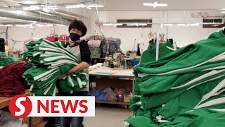 'Squid Game' boosts S. Korean clothes makers