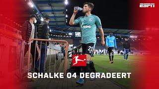 Grootmacht Schalke 04 degradeert 🤯 | Het rampseizoen van Schalke 04 | Bundesliga