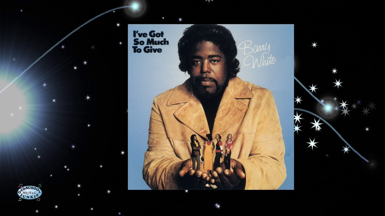 Barry White I Ve Found Someone Youtube