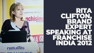 Rita Clifton  Brand Expert speaking at