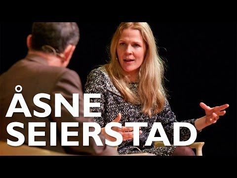 Åsne Seierstad + Carsten Jensen - International Authors' Stage - The Black Diamond