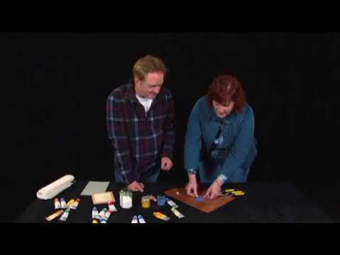 Color Your World, Episode Four  Michael Harding