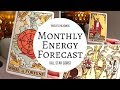 SEPTEMBER 2018 (and beyond!) MONTHLY ENERGY FORECAST & CARD READING