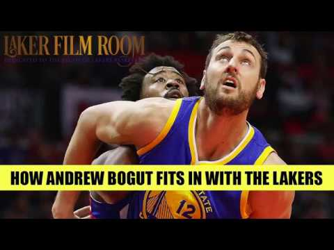 How Andrew Bogut Fits In w/the Lakers