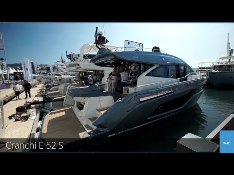 Cranchi E 52 S: Quick Video Tour