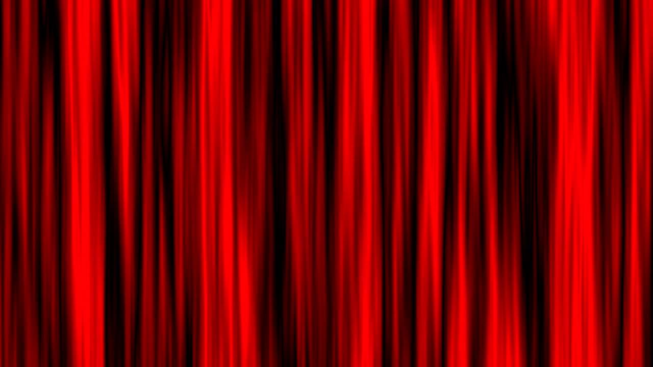 Animated 3d Wallpaper Gifs Looping Red Curtain Looping Motion Background Youtube