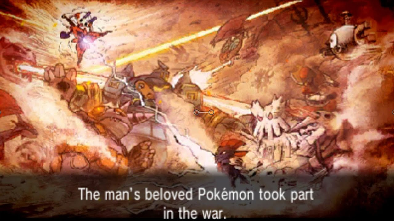 Pokemon X and Y Part 56 - The Pokemon War Cinematic - YouTube