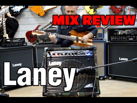 LANEY LX20 CAMO MIX Review