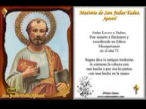 Mi Película 2 El Santo Rosario A San Judas Tadeo Isidro Y Rosario