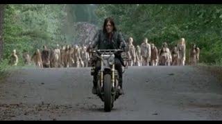 Ходячие мертвецы 6 сезон 1 серия Топ 5 моменов серии / The Walking Dead Season 6 Episode 1 top 5 HD
