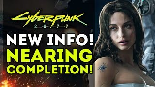 Cyberpunk 2077 - ALL NEW UPDATES!  The Final Steps! CD Projekt…