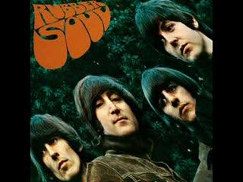 Клип The Beatles - Norwegian Wood (This Bird Has Flown)