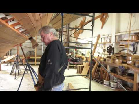 Restoring Susanna - EP 70 - Installing the Shutter Plank