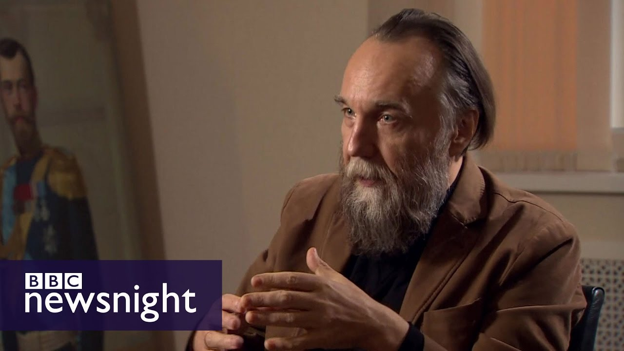Aleksandr Dugin: 'We have our special Russian truth' - BBC Newsnight -  YouTube