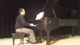 Dennis Alexander, Impromptu in G Minor