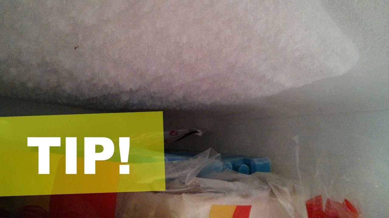 Siemens Kühlschrank Gefrierfach Abtauen : Gefrierfach abtauen und schnelles vereisen wieder verhindern tipp