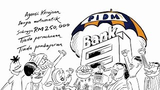 Deposit Insurance System (DIS) von PIDM - Epit Fahrrad-Einsparungen (BM)