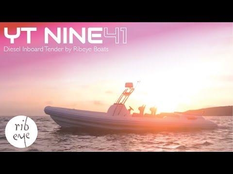 Ribeye YT NINE41 Diesel Inboard Tender