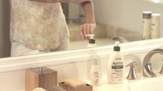 Mantiene una piel fresca y radiante con Aveeno Thumbnail