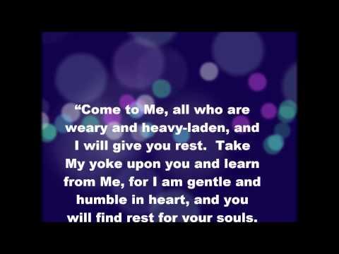 Fernando Ortega - Come Ye Sinners (Lyrics Onscreen)