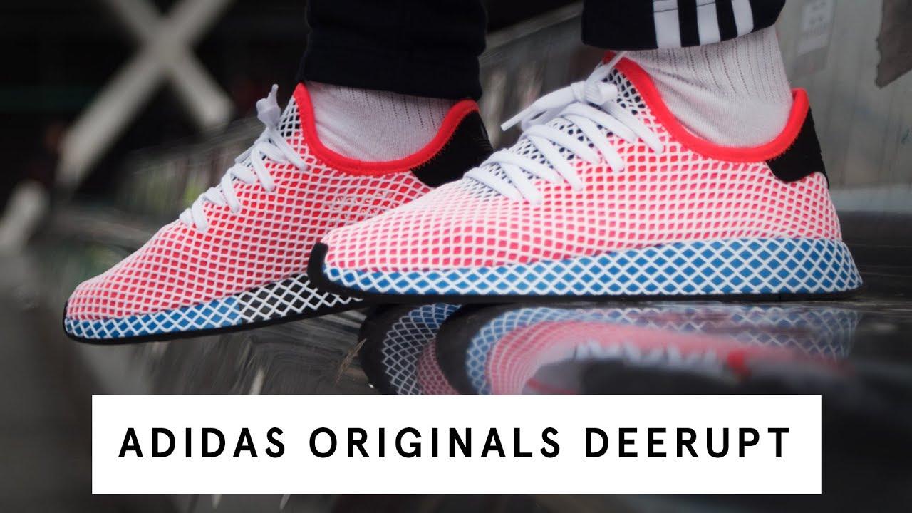 Adidas Deerupt in Paris | Unterwegs