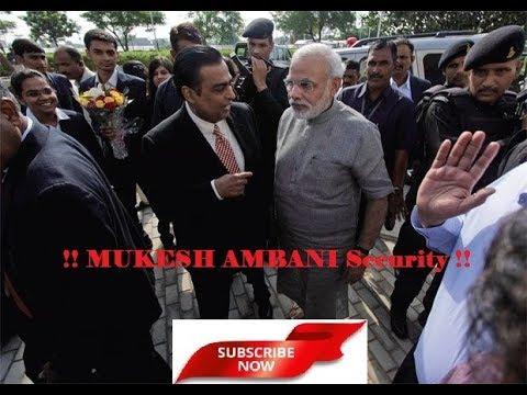 Mr. Mukesh Ambani at Jio State Office Lucknow !!