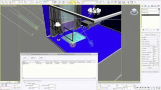 Настройка Batch Render в 3ds Max видеоурок