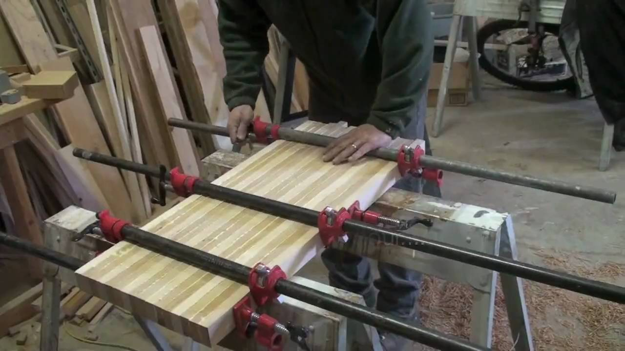 Butcher Block - YouTube