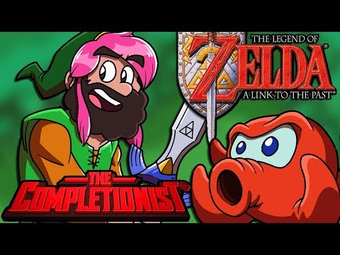 Zelda A Link to the Past | The Completionist | New Game Plus