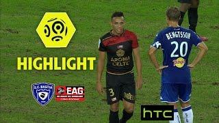 Video Gol Pertandingan SC Bastia vs Guingamp