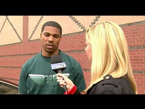 Jason Campbell Interview after being traded