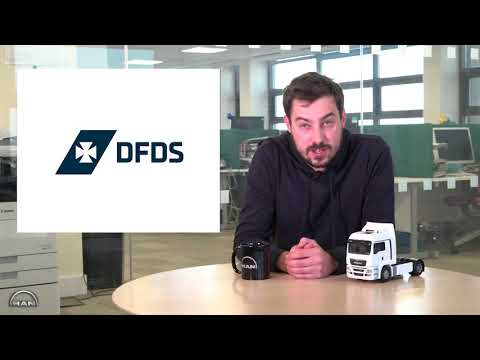 A Week In Trucks News Bulletin - DFDS axes ferry service