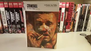 Criminal Deluxe Edition Vol 1 By Ed Brubaker and Sean Phillips Overview