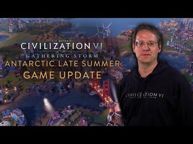 Civilization VI's April Update Goes Live, Switch Cross-Saves