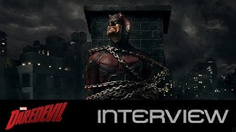 Daredevil Staffel 2: Interview mit Charlie Cox und Jon Bernthal | Netflix