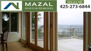 Mazal Build Remodel Bathroom Remodeling Renovations Vanity Vanities Cabinets Tile Design Seattle Wa