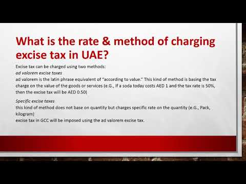 UAE Excise Tax Law Everything You Need To Know