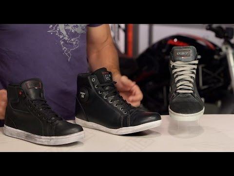 TCX Street Ace Shoes Review at RevZilla.com
